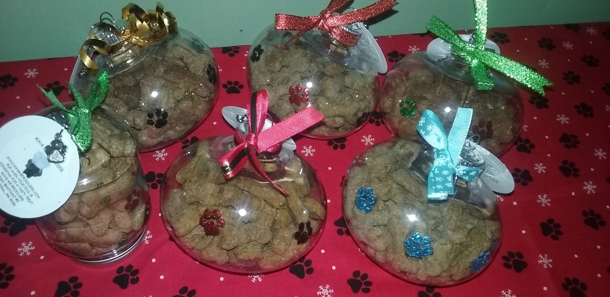 Kim's K9 Droolers Homemade Treats